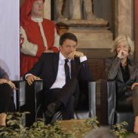 "Lingua italiana, Renzi: ""Serve una gigantesca scommessa sul made in Italy"""