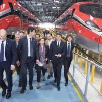 Renzi a Pistoia: