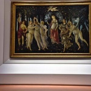 The New Uffizi Home of Botticelli & His Sphere