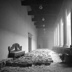 Vieusseux, nelle foto in bianco e nero il ricordo dell'alluvione