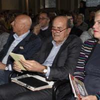 Firenze, anche Bersani alla presentazione del docu-film sull'alluvione