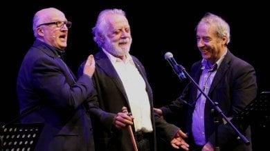 25 compleanni, auguri teatro Puccini  e un ricordo per Paolo Poli