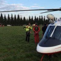 Arezzo, precipita ultraleggero: morti i due piloti