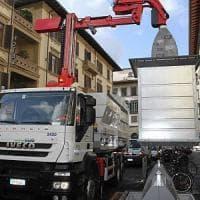 Firenze, retromarcia Tari: