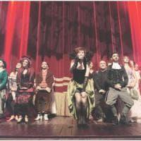 Firenze, il teatro diventa un bordello: