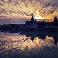 Firenze, l'Arno visto dai fotografi di Instagram in ricordo dell'alluvione