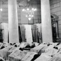 Quando Torah e Talmud alluvionati vennero stesi ad asciugare in Sinagoga
