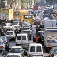Firenze, in sei anni stesso traffico ma molto più lento