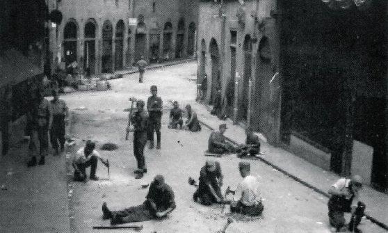 """Firenze, una lettera inedita sfata la leggenda: """"Non furono i nazisti a voler salvare Ponte Vecchio"""""""