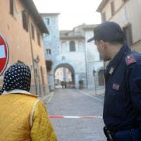 Terremoto, lesionato il campanile a Castelnuovo d'Elsa per la scossa di