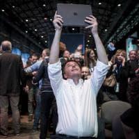 Renzi, Boschi e Delrio: chi c'è alla Leopolda
