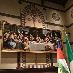 Firenze, così è rinata l'Ultima cena di Vasari: ingresso libero in Santa Croce