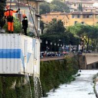 Firenze maltempo, Arno in piena 50 anni dopo l'alluvione