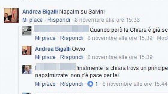 Firenze, prete offende su Facebook Matteo Salvini: