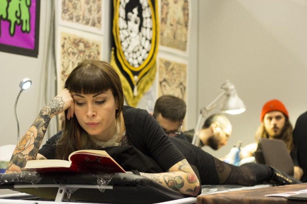 Firenze, le meraviglie del tattoo alla Fortezza