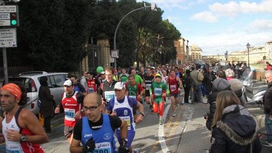 Torna la Firenze Marathon: arrivo e partenza dal Duomo
