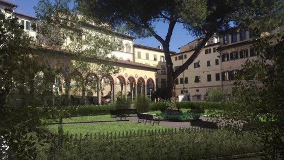 """Piazza dei Ciompi, Nardella lancia l'idea di un maxigiardino: """"Cosa ne pensate?"""""""