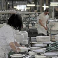 Firenze, sciopero alla Richard Ginori: l'azienda annuncia 87 esuberi