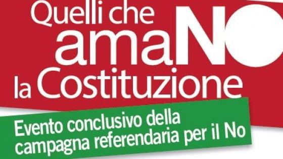 Da Travaglio a Marion Le Pen, gli incontri per il No al referendum in Toscana