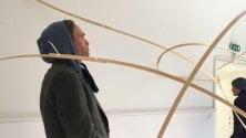 Cemento, a Prato la mostra di Franco Menicagli