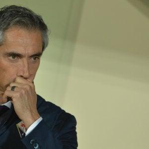 Firenze, striscioni polemici con Sousa fuori dallo stadio