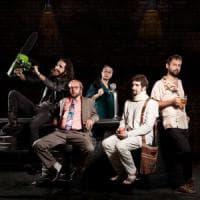 Pontedera, gli animali da bar a teatro con Carrozzeria Orfeo
