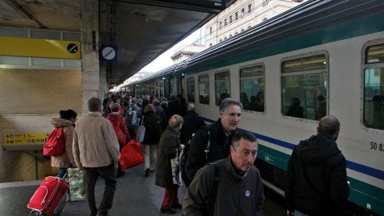 Firenze Capotreno Aggredito Da Un Viaggiatore