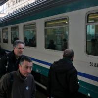 Firenze, capotreno aggredito da un viaggiatore