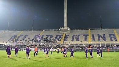 Fiorentina, fuga dall'entusiasmo