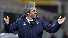 """Fiorentina, Sousa: """"Invertiamo la rotta  del Franchi, su Zarate  mi sono già espresso"""""""