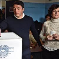 Pontassieve, Renzi al seggio senza documento