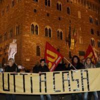 Referendum, la festa del No in piazza Signoria