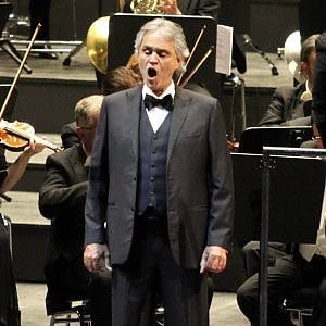 Andrea Bocelli candidato ai Grammy