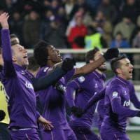 Fiorentina-Juventus 2-1, delirio viola al Franchi nella notte più attesa