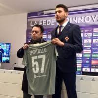 Fiorentina, ecco Sportiello: