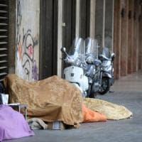 Firenze, clochard muore per il freddo: era in una casa senza riscaldamento