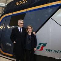 Pistoia, all'Hitachi nasce Rock il nuovo treno regionale: nel 2019 arriverà