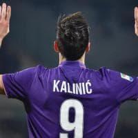 Kalinic, il cuore e la maglia viola più dei soldi