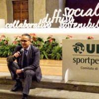 Uisp Firenze, il nuovo presidente Ceccantini: