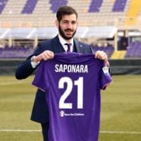 Fiorentina, Saponara si presenta: