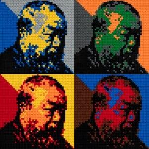 Uffizi, il dono di Ai Weiwei: l'artista cinese regala alla Galleria un autoritratto in Lego