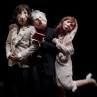 Teatro di Rifredi, quelle maschere piene di poesia