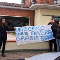 Sanremo, Carrara festeggia il