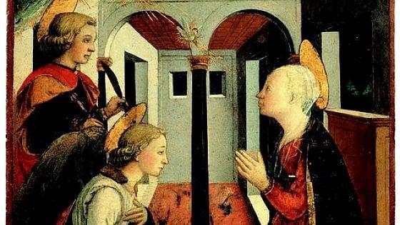 Prato, l'Annunciazione di Filippo Lippi in mostra negli Stati Uniti