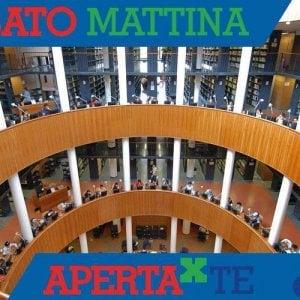 Firenze, la biblioteca dell'Università a Novoli aperta anche il sabato mattina