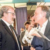 Rossi a Roma con Emiliano. I renziani toscani: