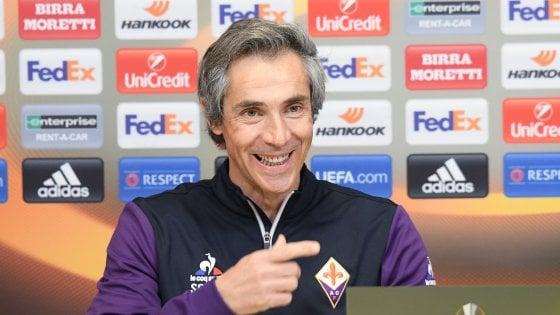 """Fiorentina, Sousa: """"Siamo pronti e dovremo essere molto rapidi"""""""