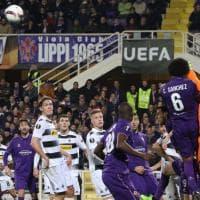 Fiorentina-Borussia: il film della gara