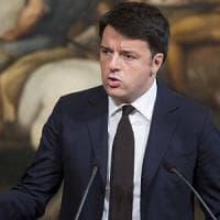 Pd, Renzi annuncia: