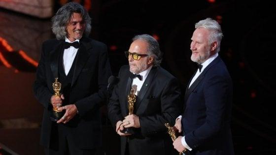 Al premio Oscar Bertolazzi le chiavi della città